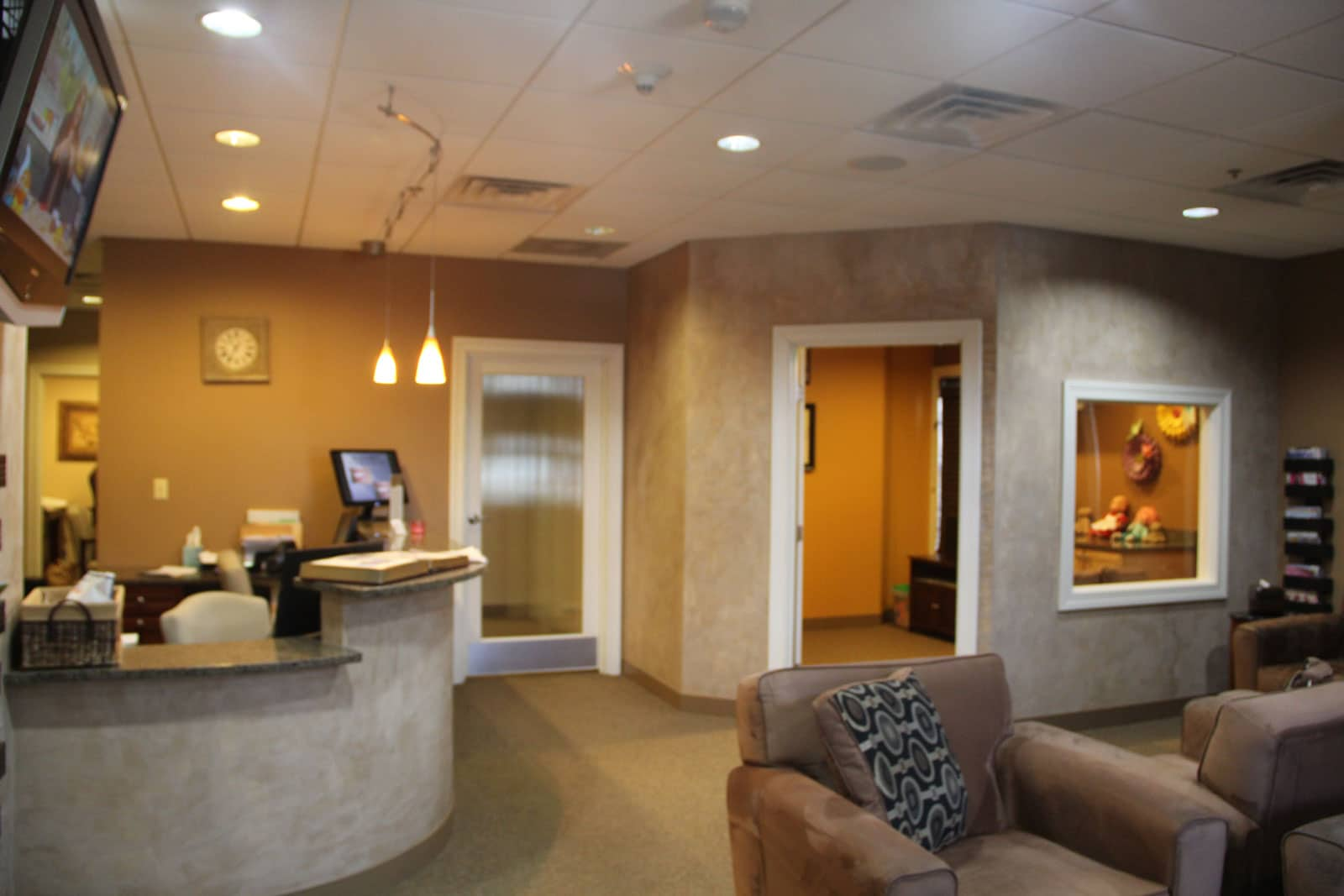 Dentist office in Libertyville